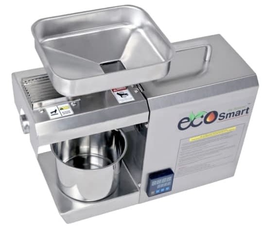 Food Oil Press Machine for Home use by Eco Smart Mac India