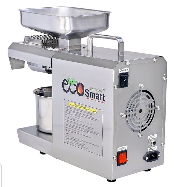 Best Oil Extraction Machine for Home use by Eco Smart Mac India 2020