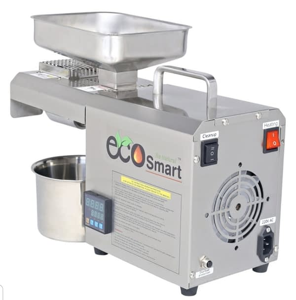 ES 04 TC Food Oil Extraction Machine for Home use by Eco Smart Mac India