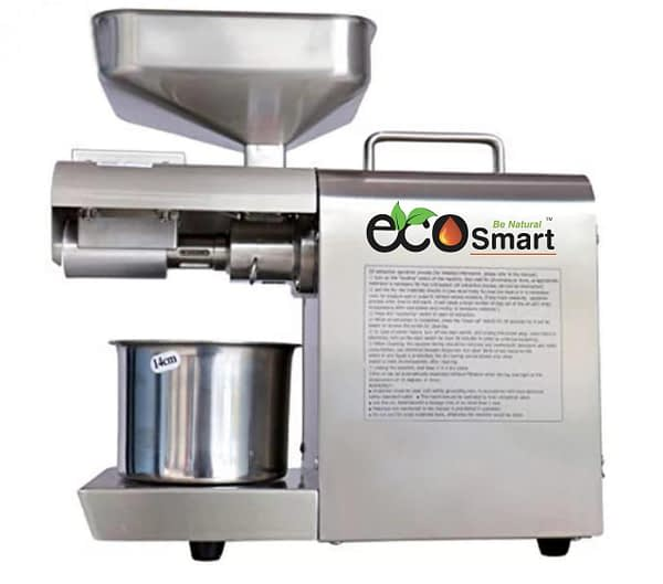 ES 02 Oil Press Machine for Home use by Eco Smart Mac India