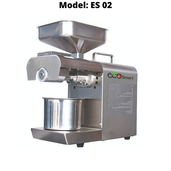 Best Oil Press Machine for Home use by Eco Smart Mac India 2020