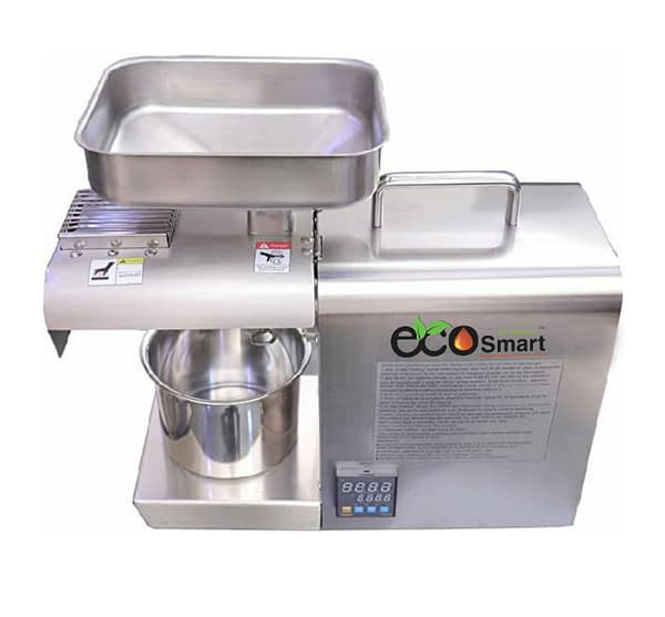 ES 02 TC Oil Maker Machine for Home use by Eco Smart Mac India