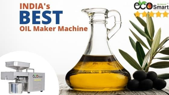 Best Oil Maker Machine in India at an affordable Lowest Price | Quality Manufacturer by Eco Smart Mac India
