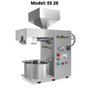 Best Oil Press Machine for Commercial Business use by Eco Smart Mac India 2020